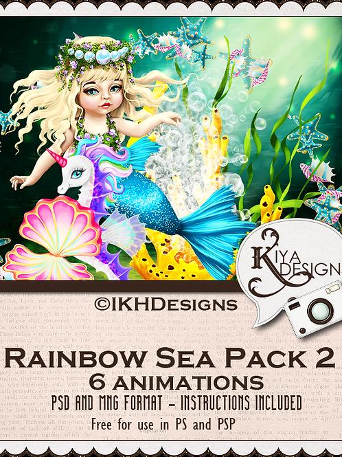 Rainbow Sea Pack 2