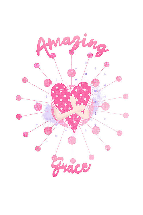 Amazing Grace Printable Wall Art