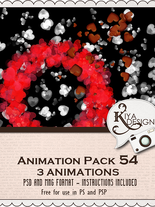 Animation Pack #54