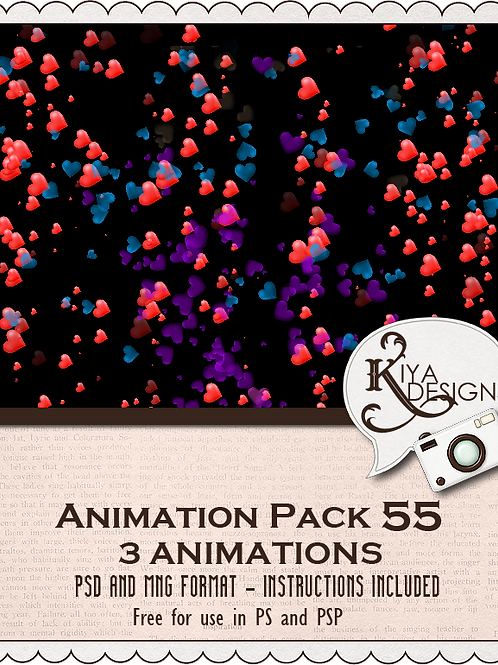 Animation Pack #55