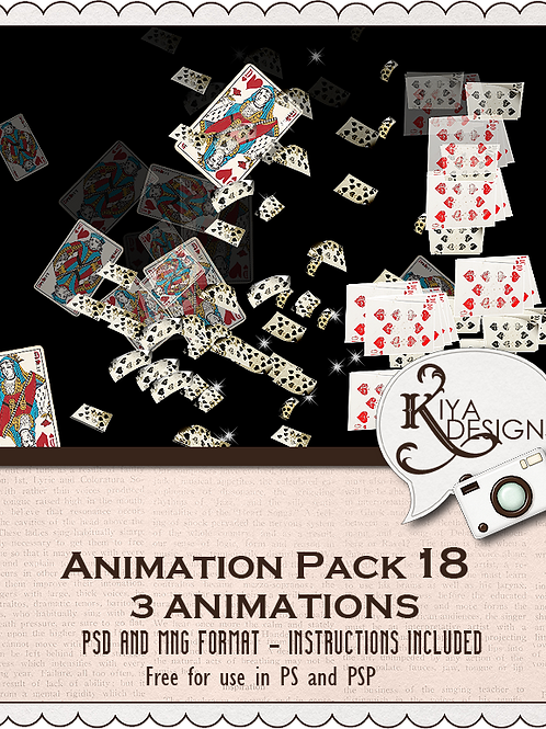 Animation Pack #18