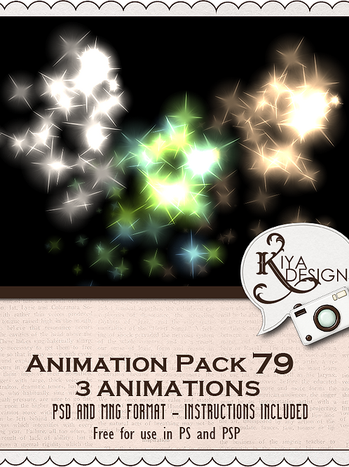 Animation Pack #79
