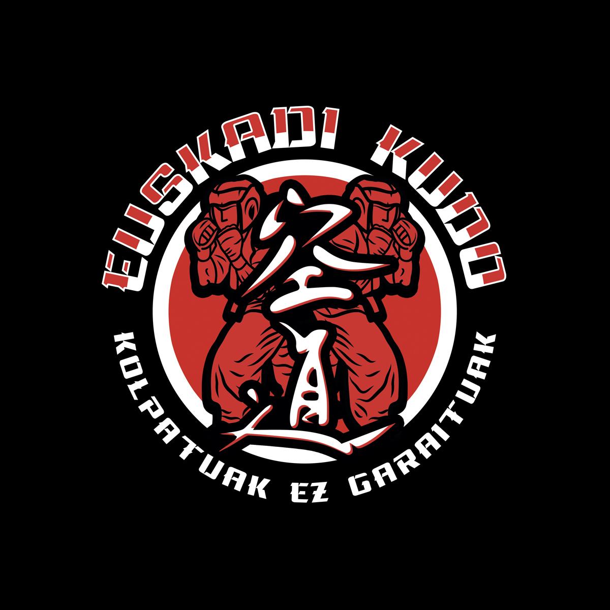 EUSKADI KUDO | Logo