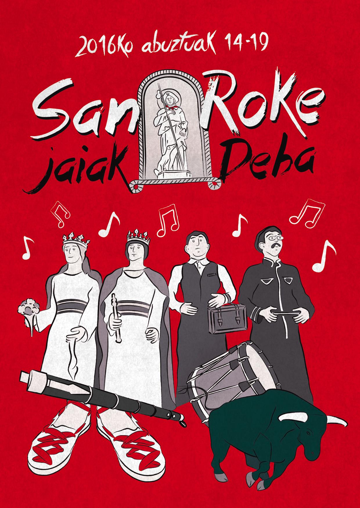 SAN ROKE 2016 | Kartelak