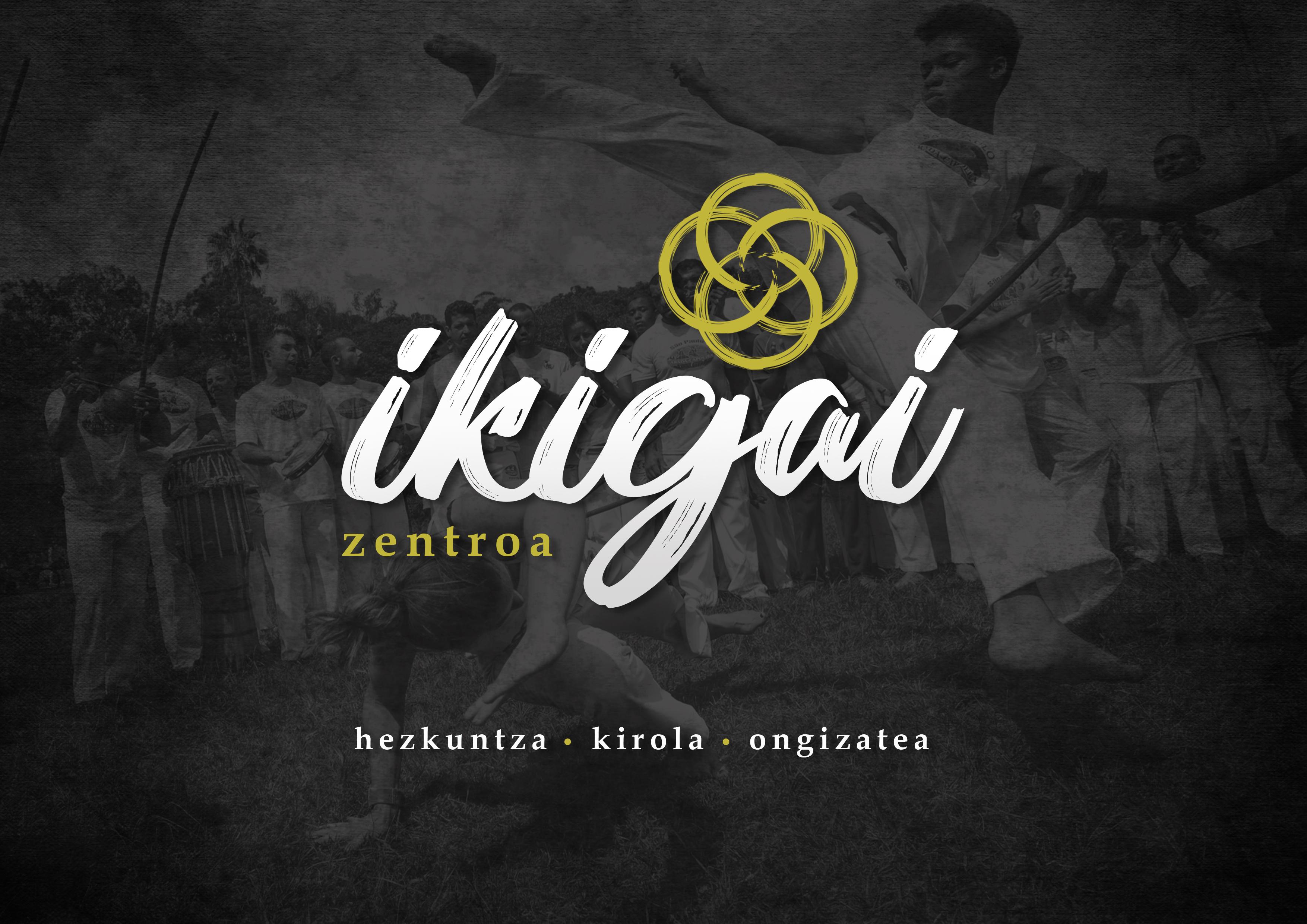 IKIGAI | Logoa eta marka irudia