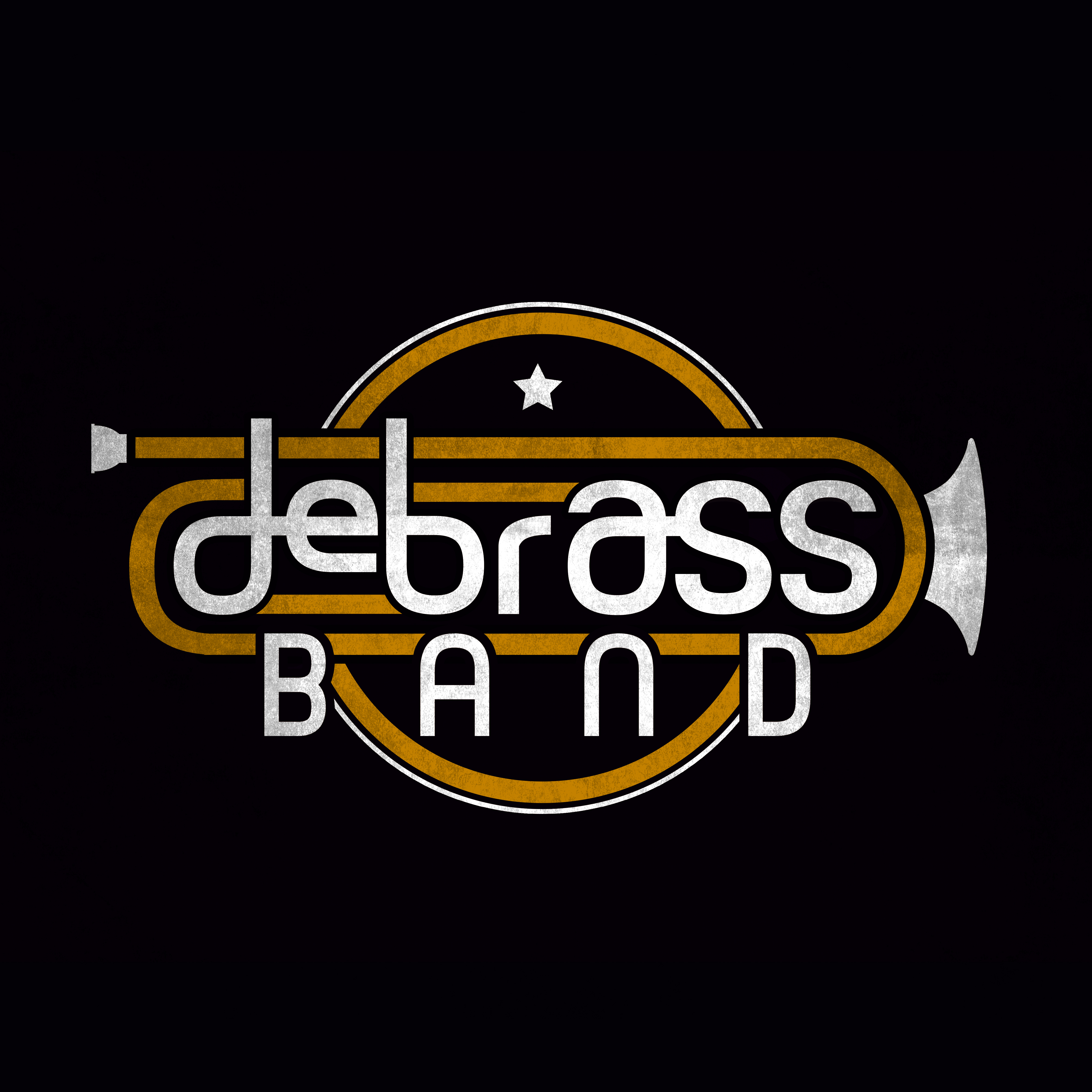 DEBRASS BAND | Logotipoa