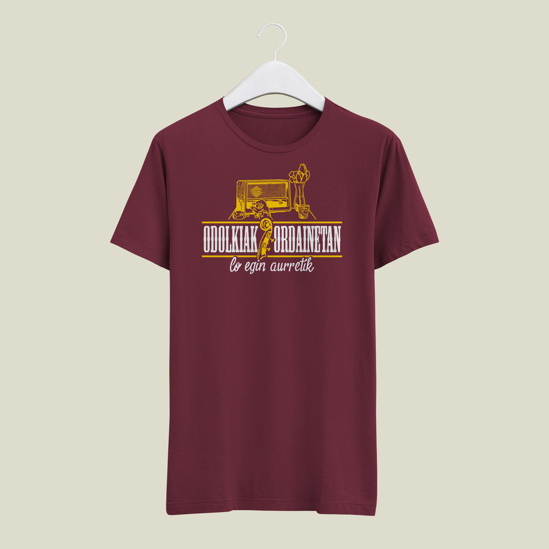 ODOLKIAK ORDAINETAN | Camisetas