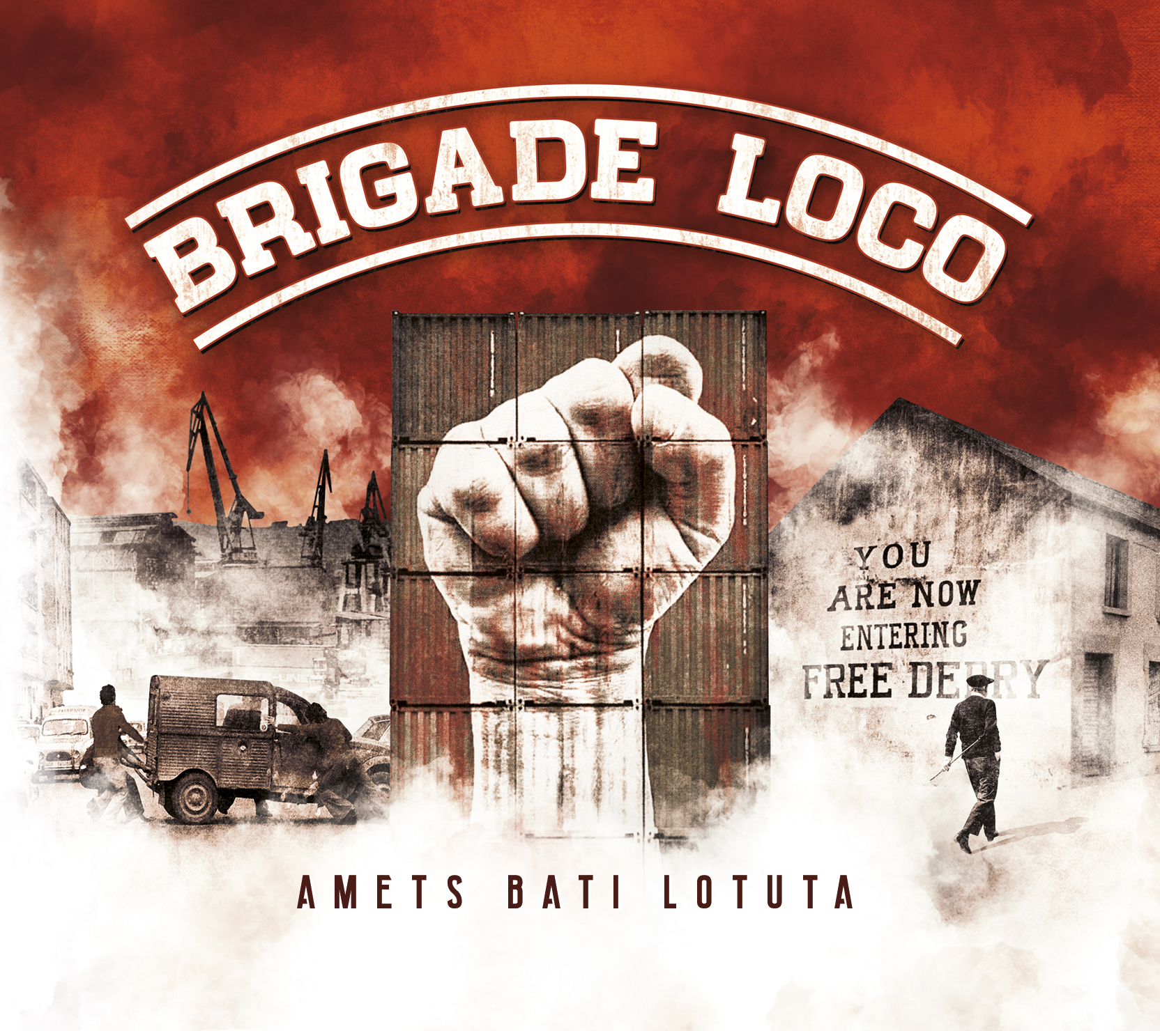 BRIGADE LOCO | CD