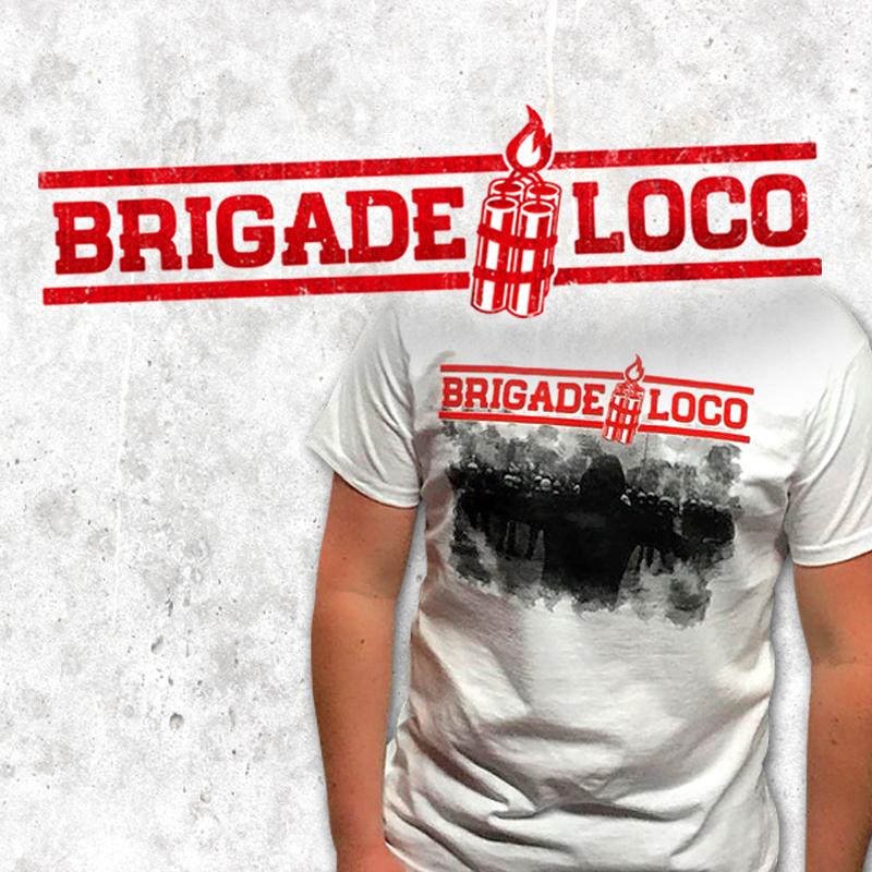 BRIGADE LOCO | Kamisetak