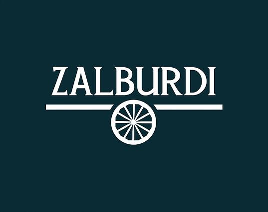 ZALBURDI | Logotipoa