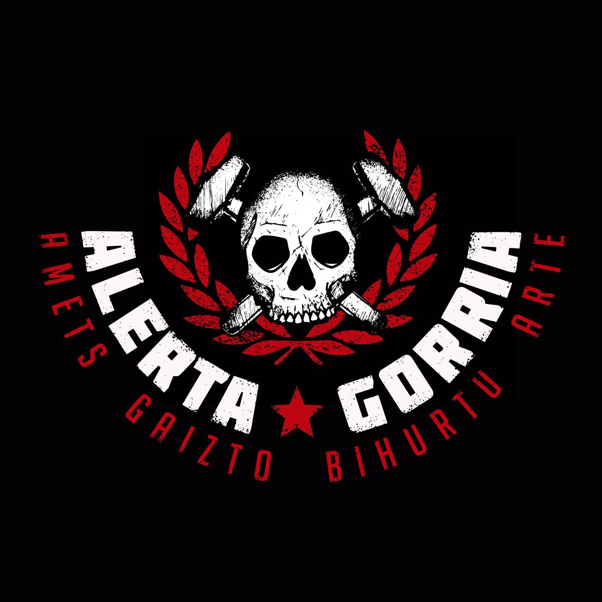 ALERTA GORRIA | Ilustrazioa