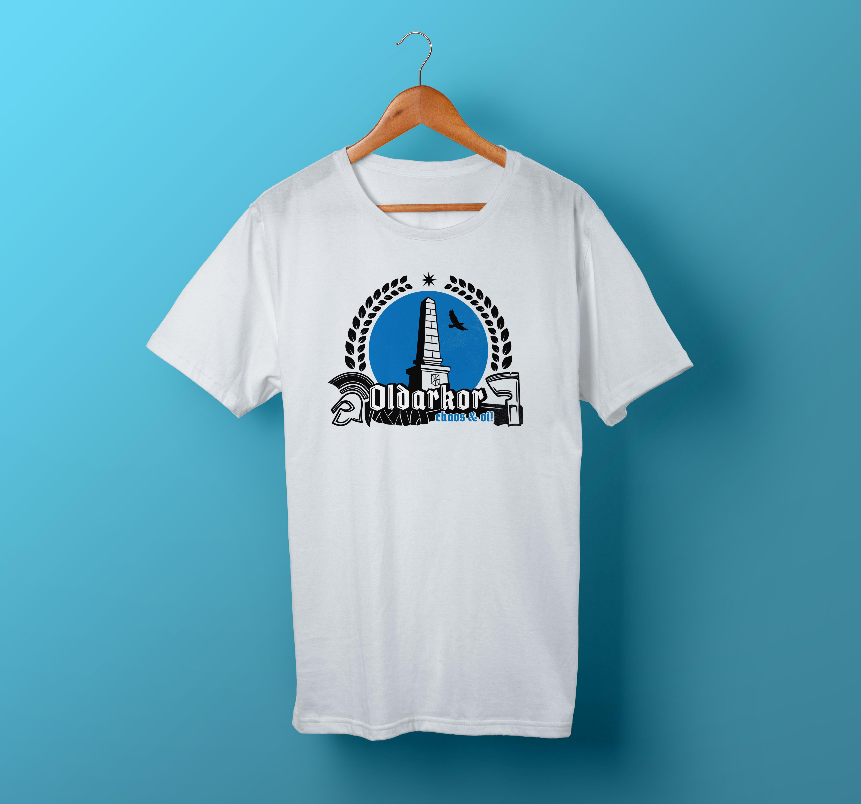 OLDARKOR | Camiseta