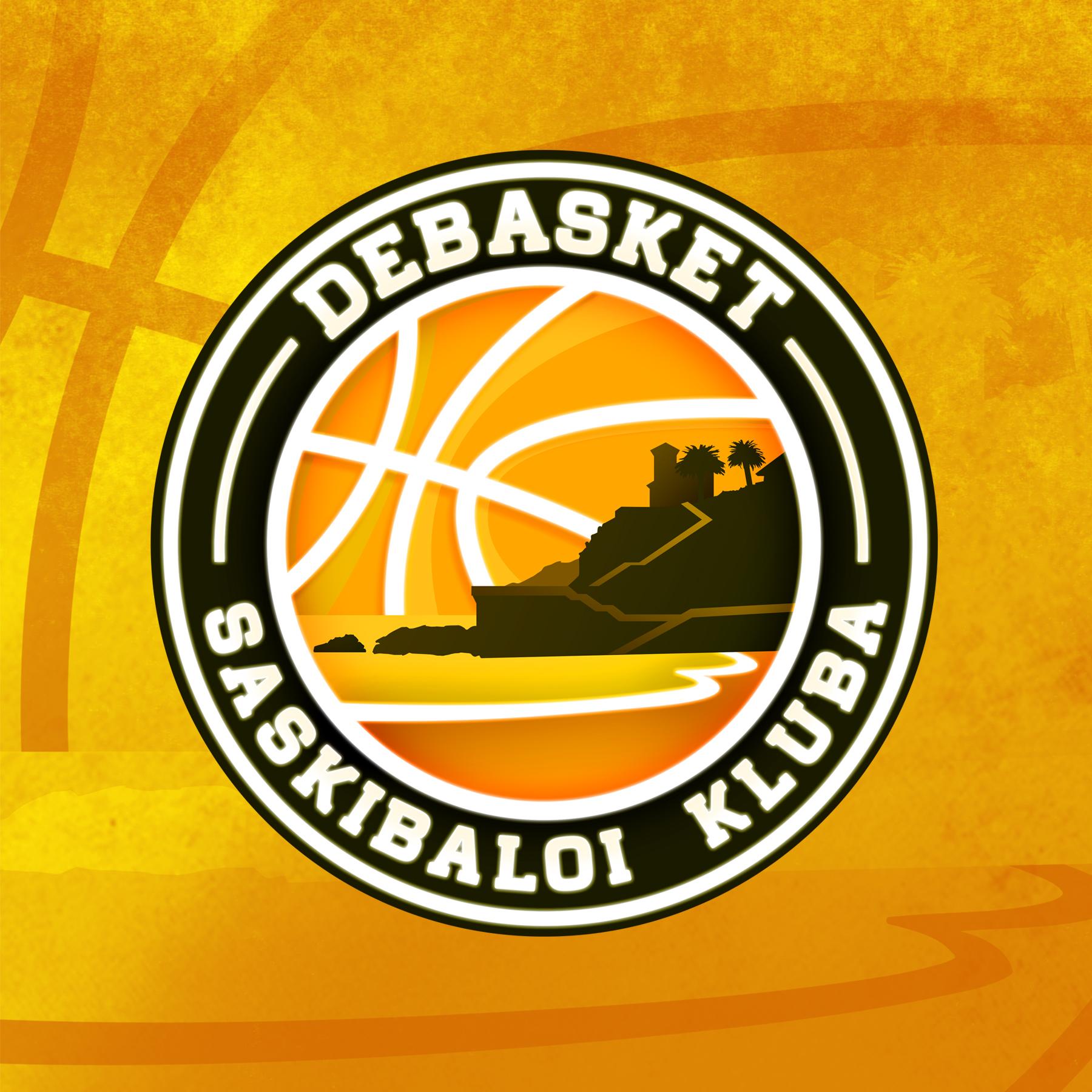 DEBASKET SK | Logotipoa