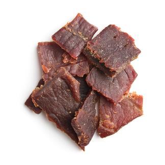 Horse meat jerky