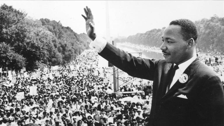 Martin Luther King, Jr., mentalizing and anger