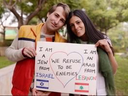 An Arab psychologist visits Israel: mentalizing the Israeli-Arab conflict