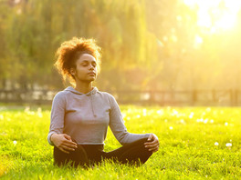 Interesting insight from genetics on the power of breathing for relaxation!