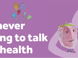 You're never too young to talk mental health!