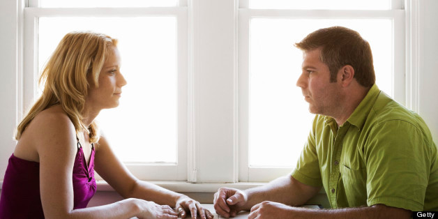 wife mentalizing with her husband, prevent fighting, marital problems