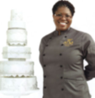 Sharon White, Cak Artist of The Cake Courtesan
