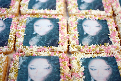 Edible Image Cookie