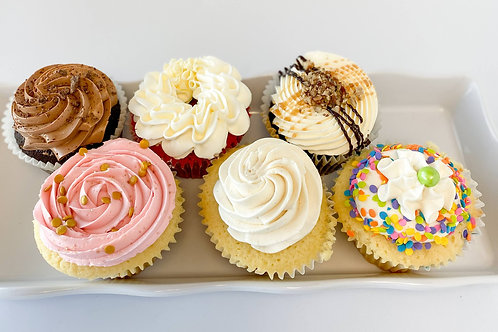 Cupcake Sample Box