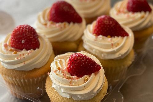 Everyday Cupcakes -1/2 Dozen