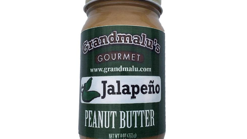 Jalapeño Peanut Butter