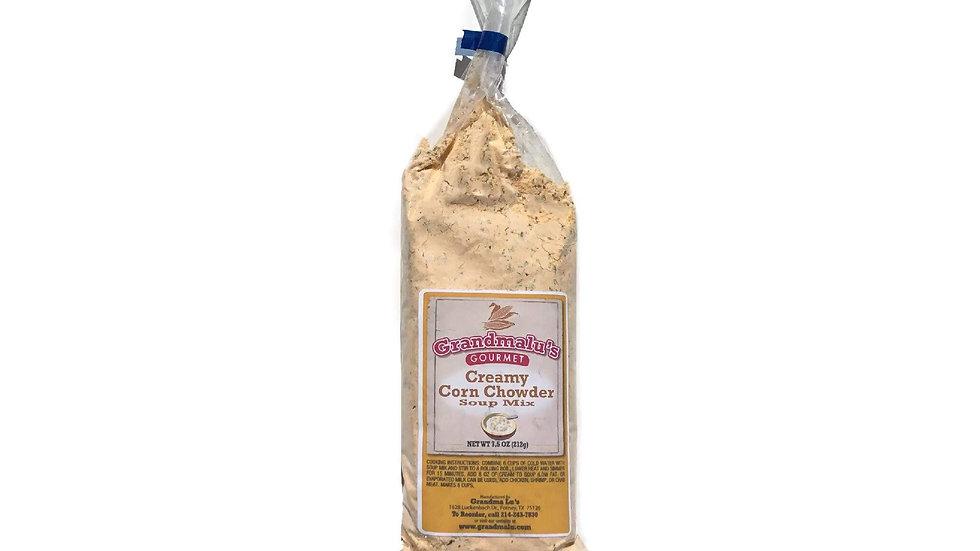 Creamy Corn Chowder Soup Mix