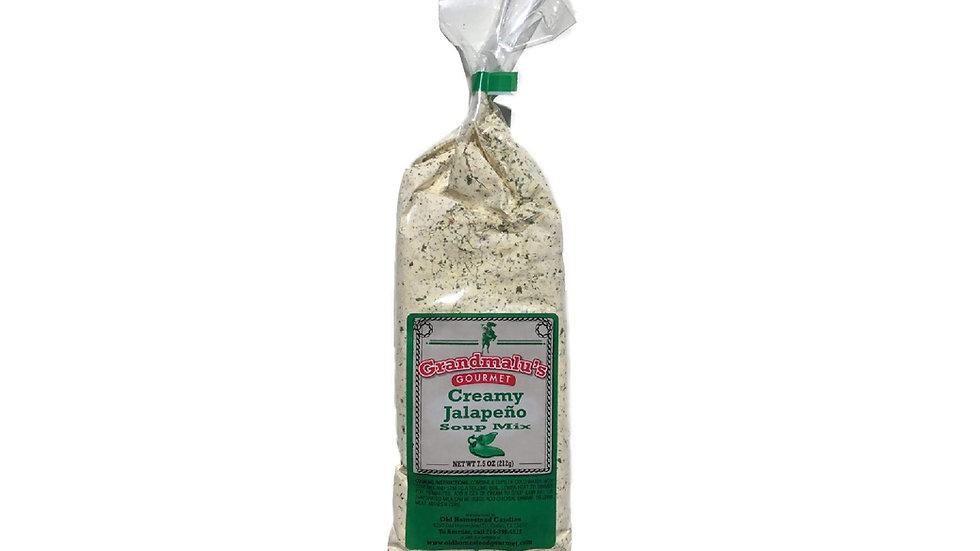 Creamy Jalapeno Soup Mix