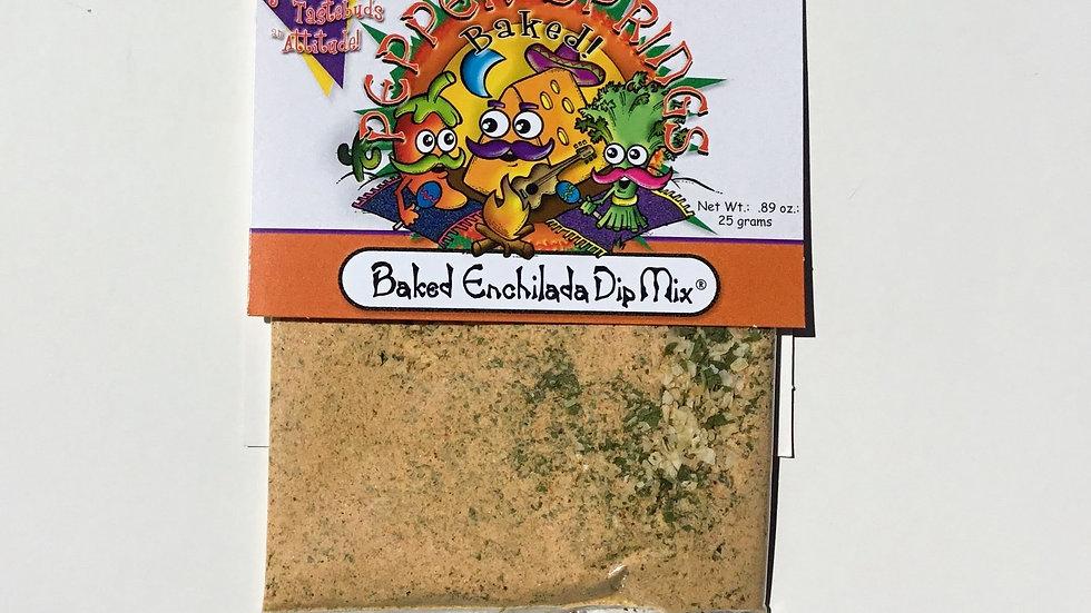 Baked Enchilada Dip Mix