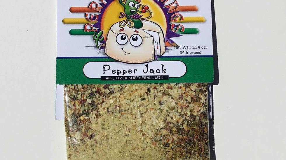 Pepper Jack Appetizer Cheese Ball Mix