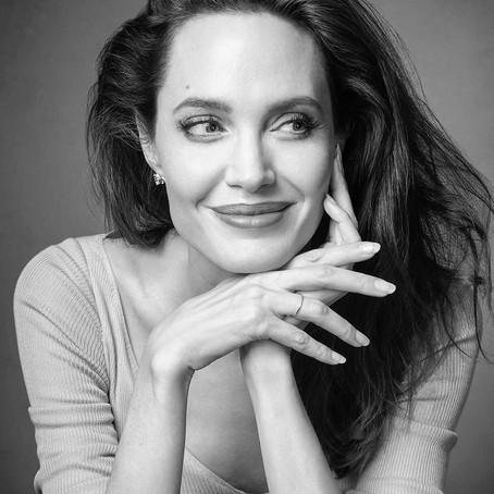 Angelina Jolie: por que ela é incrível e o que podemos aprender com ela