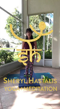 Standing Flow Yoga 1