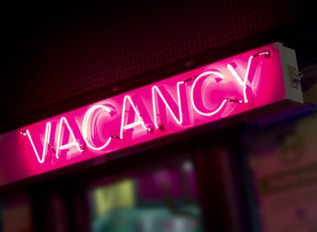 URGENT - Internal Competition Secretary Vacancy!