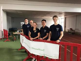 Der DFCD macht bei Kids in Action in Düsseldorf mit!