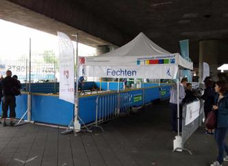 Der DFCD wird Teil des Projektes Grand Départ derLe Tour de Francein Düsseldorf.