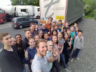 Ausflug mit dem Rheinischen Fechter-Bund
