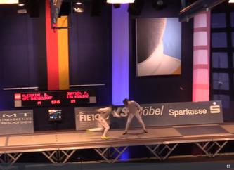 Zack. Deutscher Meister 2019! Herzlichen Glückwunsch an Benny zu seinem 5. DM-Titel!