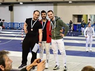 Bronze bei den Griechischen Meisterschaften in Athen