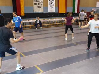 Unsere Übungsleiter bei der Weiterbildung in Bonn