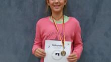 23.Pulheimer Jugend-Florett-Turnier: Teresa mit Silber
