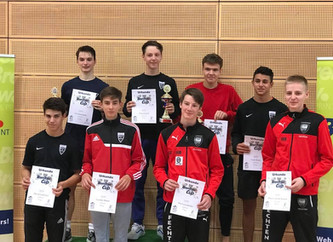 Beim 2ten Qualifikationsturnier für die Nordrhein-Rangliste gab es mehrere Erfolge für unsere Fechte