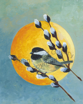 Chickadee with Pussywillows.jpg