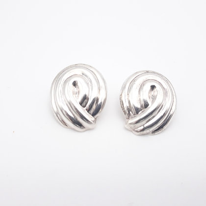 Puffy Shell Earrings