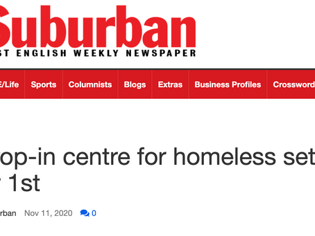 First WI drop-in centre for homeless set to open December 1st