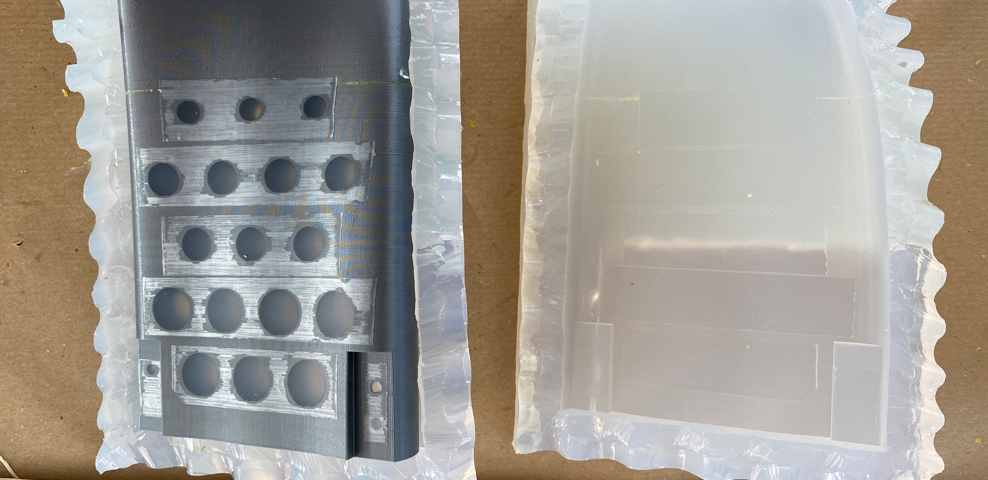 Resin Mould