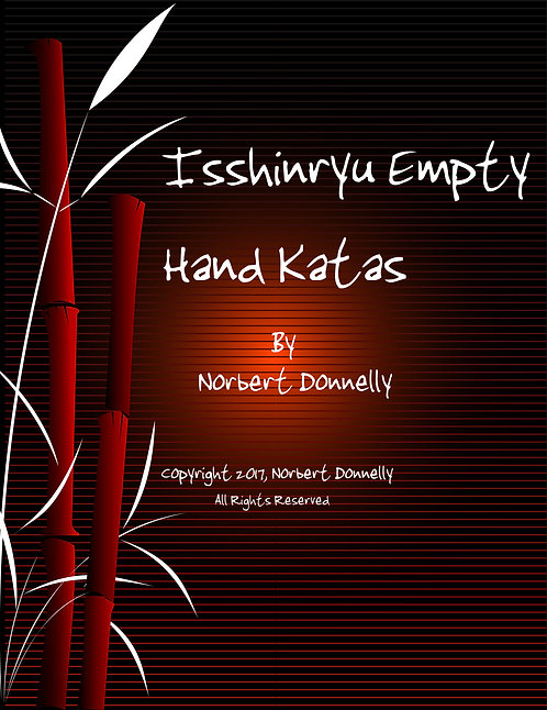 Isshinryu Empty Hand Kata DVD