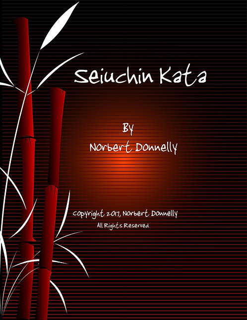 Seiuchin Kata DVD