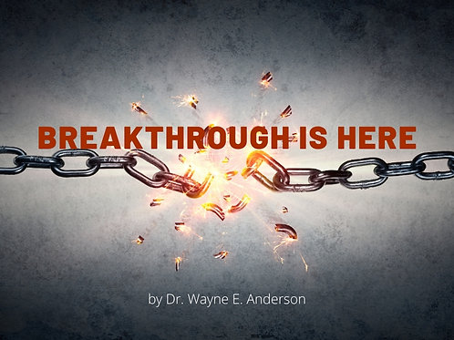 Breakthrough is Here
